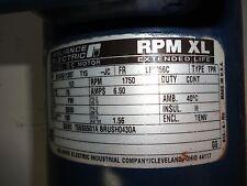 Reliance Electric 01KA511307  75 1750rpm  .50hp  TPR  6.5