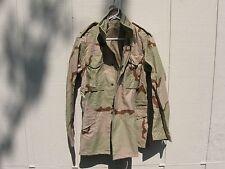 USGI MILITARY M65 M-65 DESERT DCU FIELD JACKET COLD WEATHER COAT SMALL LONG NEW