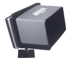 Hoodman H600 LCD Hood for 5 - 6 inch 4:3 Flat Panel Video Screen Monitors