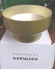 Normann Copenhagen Gold Meta Bowl. Large 24 Cm. Boxed