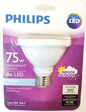 Philips led par30S short neck daylight 75W watt dimmable 8W light bulb lamp