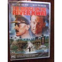 Bridge Over River Kwai - WWII Thai Burma POW War Movie DVD