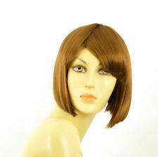 Parrucca donna corta biondo rame : MAIA 27
