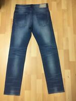 NWD mens Diesel BUSTER SOFT Stretch DENIM 0851D BLUE Slim W30 L32 H6 RRP£180