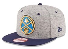 online retailer b5c0c b8ec1 DENVER NUGGETS NBA (NEW ERA 9FIFTY) TEAM ROGUE SNAP BACK SZ HAT CAP GRAY