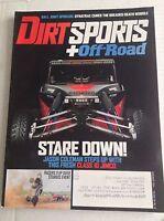 Dirt Sports Magazine Jason Coleman Class 10 Jimco December 2014 032317NONRH