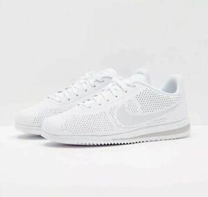 Nike Cortez Ultra Moire Men's White Running Trainers 845013 - 101 11.5 EUR 47