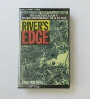 River's Edge Soundtrack Heavy Metal Vintage Cassette Tape Slayer Agent Orange