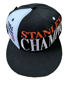 NY RANGERS HAT 1994 STANLEY CUP CHAMPIONSHIP CAP STARTER 25 ANNIVERSARY SNAPBACK