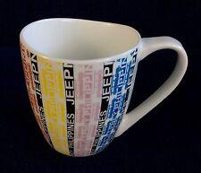 PHILIPPINES JEEPNEY Kultura Colored Jeeps Coffee Cup Mug