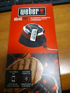 Weber iGrill Mini Digital Bluetooth Thermometer - discount- SALE