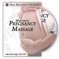 Mastering Pregnancy - Medical Massage Video On DVD