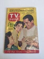 TV Guide 1954 Perry Como Cover