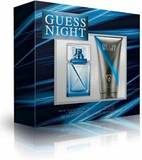 COFFRET GUESS NIGHT MEN EDT 50ML + GEL DOUCHE 75ML Neuf