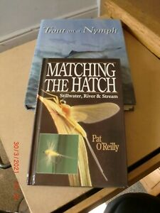 Fly fishing books- neither by J R Hartley!