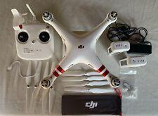 DJI Phantom 3 Standard Quadcopter Drone con Video Camera 2,7K con 2 batterie
