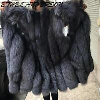 Farm fake Fox Fur Coats Vest  Jacket De Zorro Pelzweste Fuchs Promotion Gift