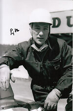 Stirling Moss Hand Signed Formula 1 12x8 Photo 25.