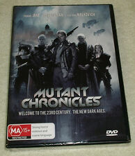 MUTANT CHRONICLES - JOHN MALKOVICH. NEW & SEALED, R4.