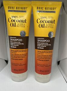 MARC ANTHONY COCONUT OIL SHAMPOO 8.4oz TUBE 2 Pack