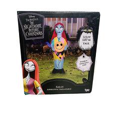 Disney Tim Burtons The Nightmare Before Christmas Sally Inflatable Halloween