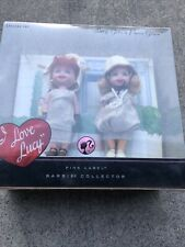 """Barbie Collector Pink Label """"I Love Lucy� Lucy Gets A Paris Gown Episode 147"""