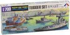 Hasegawa HWL509 1:700 Scale Tugger Set Model Kit BOATS / SHIPS