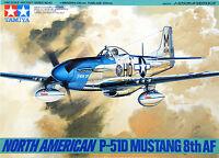 Tamiya 61040 North American P-51D Mustang 8th Air Force 1/48 scale kit