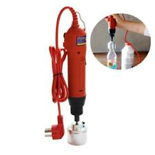 220V 10-50MM HandHeld Electric Bottle Capping Sealer Machine Manual Cap Sealing