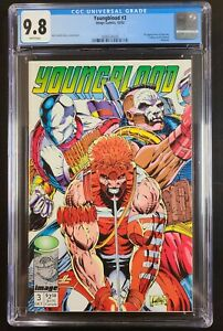 Youngblood #3 CGC 9.8 1st Appearance SUPREME Image Comics 1992
