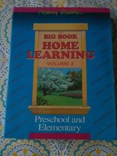 Big Book of Home Learning: Preschool and Elementary