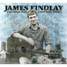 James Findlay : Another Day, Another Story CD (2012) ***NEW***