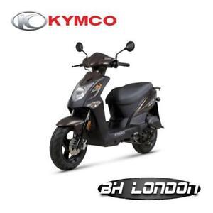 Kymco Agility 50 - 2 year warranty - Learner legal