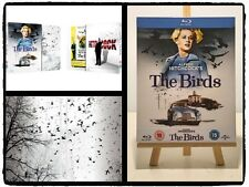 The Birds Alfred Hitchcock Les Oiseaux Blu-ray Steelbook Edition Exclusive UK