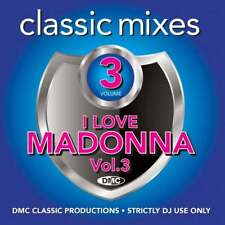 DMC Classic Mixes I Love Madonna Vol 3 Continuous Mixes, Remixes and 2 Trackers