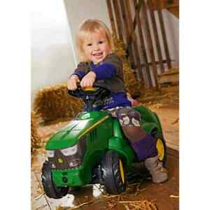 Sit 'n' Ride Tractor Ride On Kids Boys Girls Garden Toy John Deere Tractor