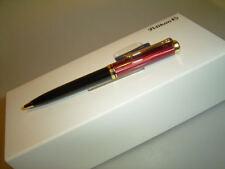 SELTEN!  PELIKAN K800 Kugelschreiber, ROT gestreift