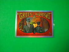 "2013 TOPPS 75TH ANNIVERSARY 1966 ""THE GREEN HORNET STICKERS "" PARA FOIL CARD #40"