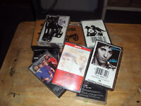 Cassette Tapes * Variety of Artists * You Choose * Free Shipping *