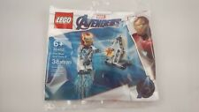 LEGO 30452 Iron Man and Dum-E Marvel Avengers Polybag Brand New / Sealed