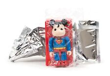 Medicom Toy Bearbrick 100% SERIES 21 SECRET HERO SUPERMAN Be@rbrick 21 Superman