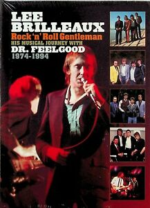 Lee Brilleaux/Dr. Feelgood - Rock N Roll Gentleman, The Best of 1975-93 NEW 4-CD