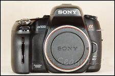 Sony Alpha DSLR-A500 12.3MP Digital SLR Camera (No Lens) - Near Mint - 10k Click