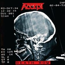 Accept - Death Row [CD]