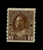 Canada SC# 129, Mint Hinged, Hinge Remnant - S3913