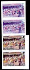 Montserrat 1986 Public Market $1.50 PROOF STRIP