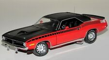 Hemi Cuda 1970s Dodge Plymouth Car 1 24 Vintage Sport Carousel Red 12 Model 18