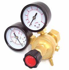 MINI Druckminderer Argon CO2 MIG MAG WIG Schutzgas Schweißgas Druckregler Manome