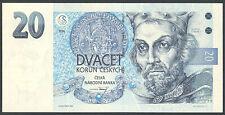 Czech Republic - 20 Korun 1994 - Banknote Note - P 10a P10a (Unc)