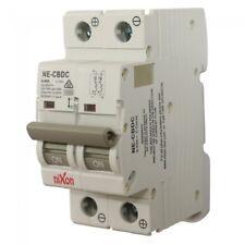 40AMP - 2 Pole 10ka MCB - DC - Circuit Breaker Free Shipping